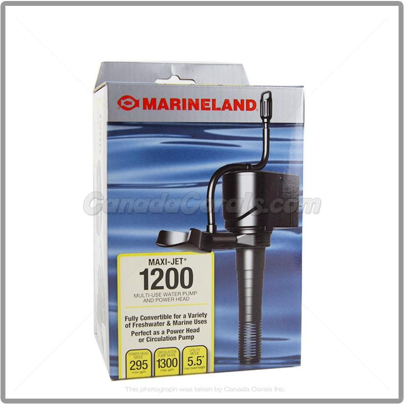 Marineland Maxi-Jet Power Head (Water pump and power head)