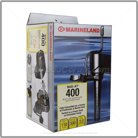 Marineland Maxi-Jet Power Head (Water pump and power head) - Canada Corals