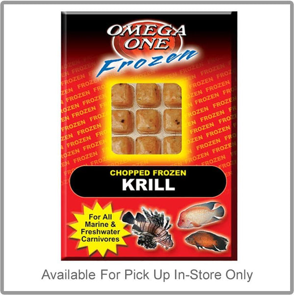 Omega One Frozen Krill