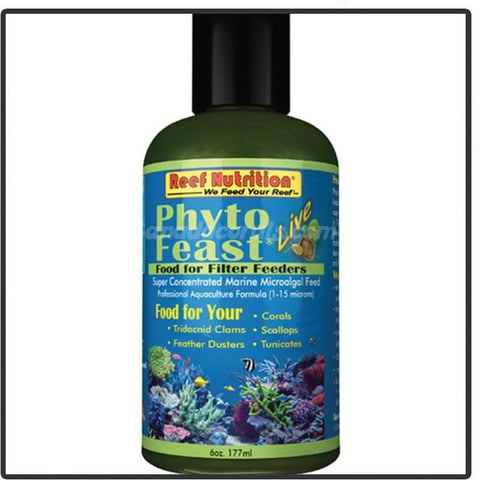 Reef Nutrition Phyto-Feast Live - Canada Corals