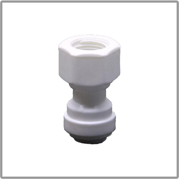 "RO Faucet Connector 1/4"" Tube"