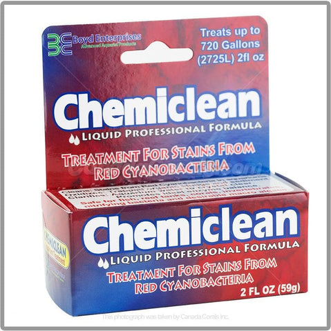Boyd Enterprises Chemiclean Cyanobacteria Treatment
