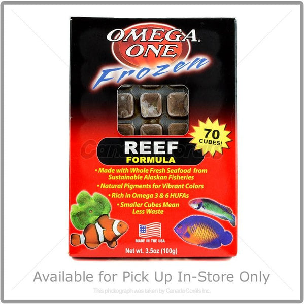Omega One Frozen Reef Formula