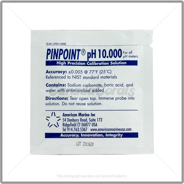 PinPoint pH High Precision Calibration Solution