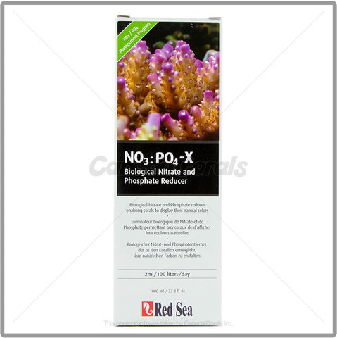 Red Sea NO3:PO4-X Nitrate & Phosphate Reducer - Canada Corals