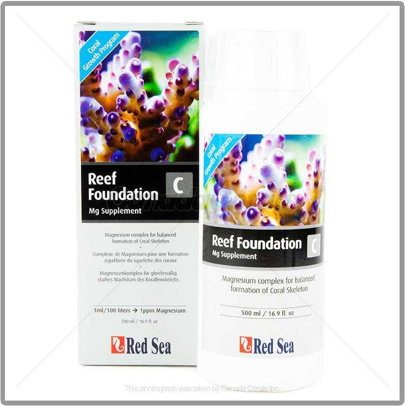 Red Sea Reef Foundation C (Mg Supplement)
