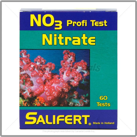 Salifert Nitrate (NO3) Aquarium Test Kit - Canada Corals