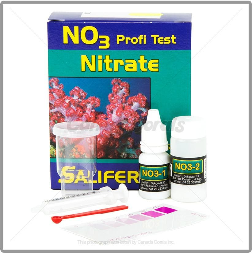 Salifert Nitrate (NO3) Aquarium Test Kit