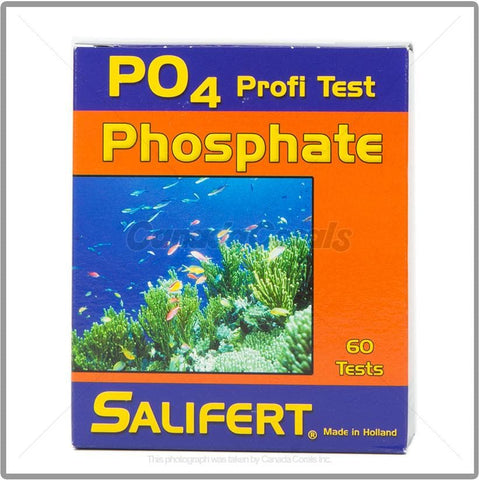 Salifert Phosphate (PO4) Aquarium Test Kit