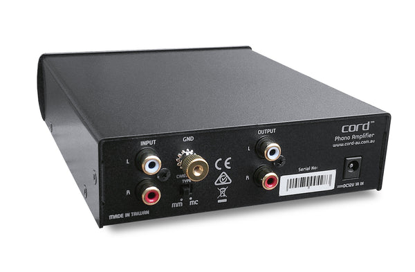 CORD Phono Stage - Back