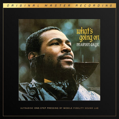 Marvin Gaye - What's Going On - Mobile Fidelity 180g 45RPM 2LP Box Set