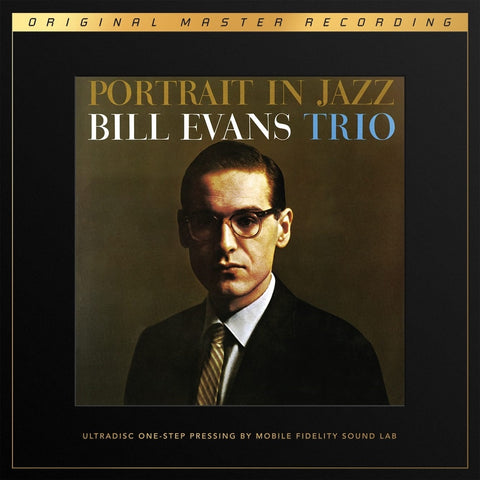 Bill Evans Trio - Portrait in Jazz - Mobile Fidelity 180g 45RPM 2LP Box Set