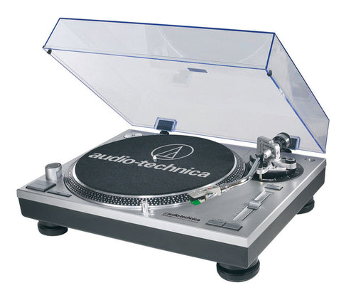 Audio Technica AT-LP120 USB Direct-Drive Professional Turntable @ audiophile
