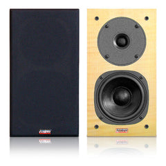 Amber Bambino Bookshelf Speakers