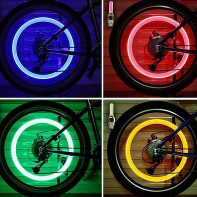 【50% off】Waterproof Led Wheel Lights - Estylish Shop