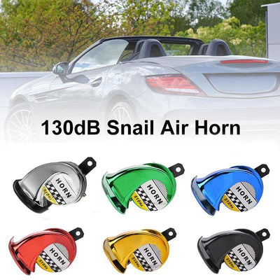 Air Horn For 12V Truck Motorcycle - timetopbuy