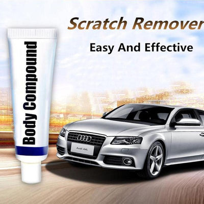 Hirundo Car Scratch Repair Body Compound - timetopbuy
