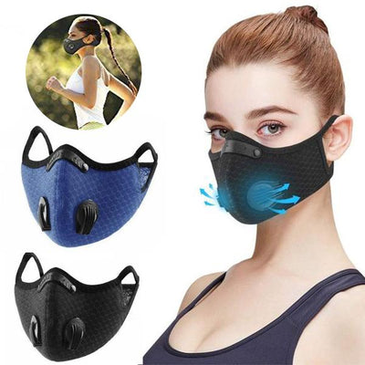🔥[HOT SALE]🔥 Washable Mask-Hypoallergenic and dustproof outdoor protective gear - Estylish Shop