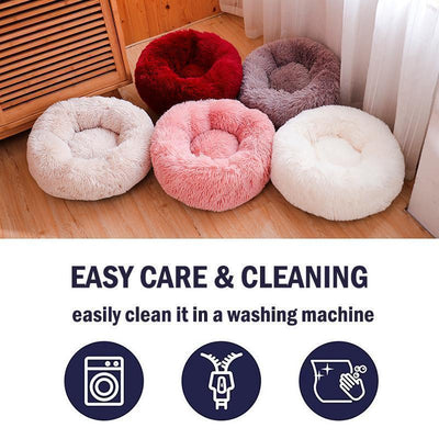 (Last Day Promotion, 58% OFF) Comfy Calming Dog/Cat Bed - Estylish Shop