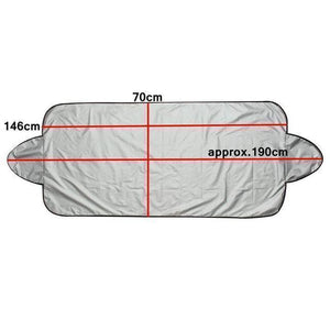 【BUY 2 Extra 20%OFF+FREE SHIPPING】Full Protection Windshield Cover - timetopbuy