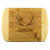 Deer Antler Wood Cutting Board