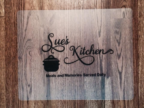 Chopping Mat Personalized