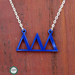 GREEK – Delta Delta Delta Necklace