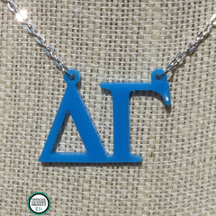 GREEK – Delta Gamma Necklace