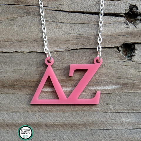 GREEK – Delta Zeta Necklace
