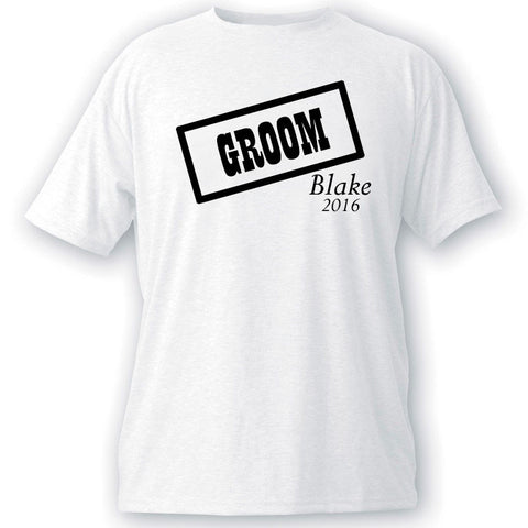 Groomsmen Party Tshirts