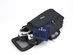 Golf Shoe Bag and Deluxe Golf Towel
