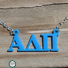 GREEK – Alpha Delta Pi Necklace