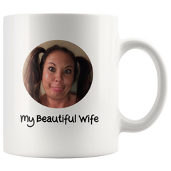 Customized Photo Coffee Mug - Your Photo
