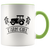 Farm Girl Coffee Mug - Gifts for Women - Farm