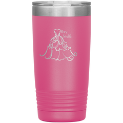 Bride Gift Wedding Stainless Insulated Tumbler Cup