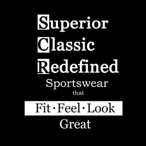 SCR Sportswear Men Activewear