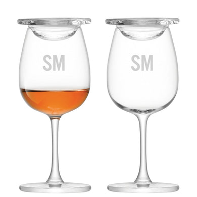 LSA Personalised Nosing Glass Set