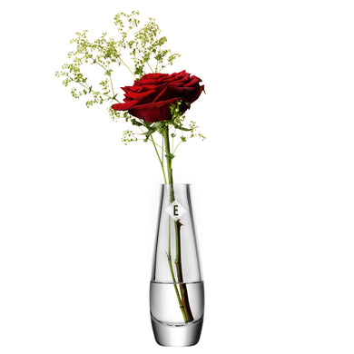 LSA Monogrammed Single Stem Vase