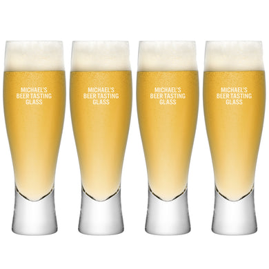 Personalised LSA Beer Tasting Set
