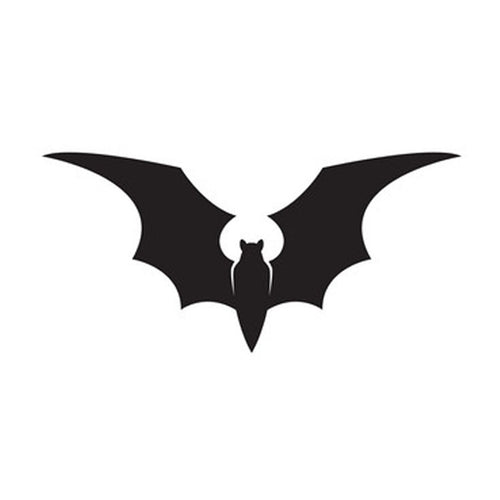 Halloween Vinyl Sticker - Bat 2