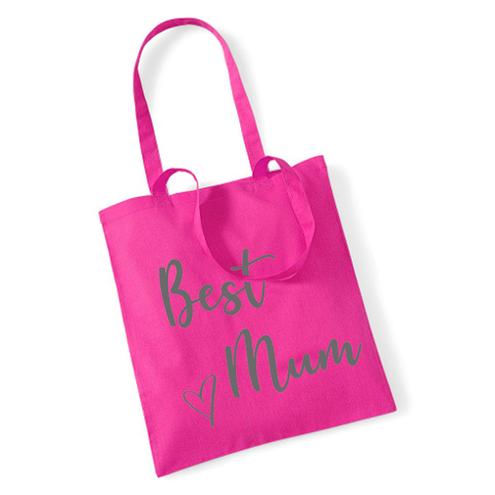 Best Mum Tote Bag - Mother's Day Gift