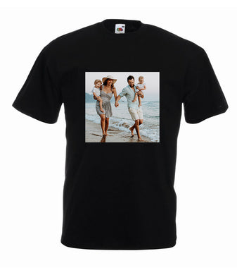 Personalised Men's Photo T-Shirt
