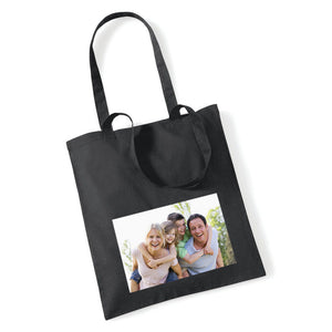 Personalised Photo Tote Bag