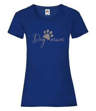 Dog Mum -  Women's Short Sleeved T-Shirt