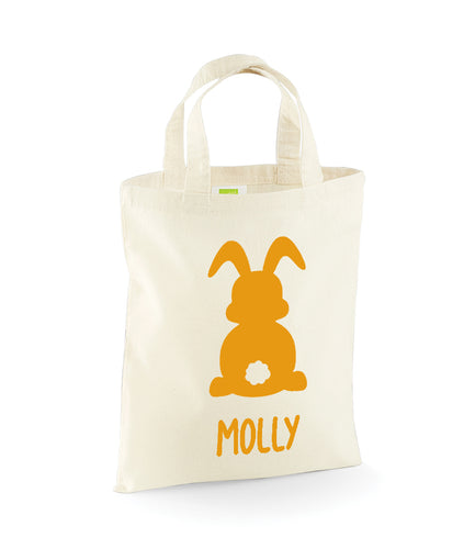 Personalised Easter Bunny Bag - Easter Gift