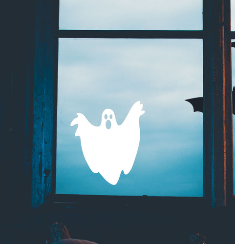 Halloween Ghost Sticker