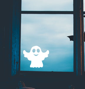 Halloween Cute Ghost Sticker