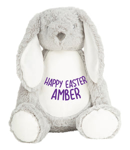 Personalised Easter Bunny - Large Bunny Rabbit Teddy