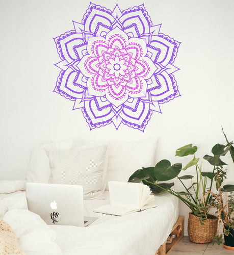 Large Mandala - Bedroom Wall Art