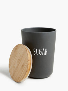 Tea, Coffee, Sugar - Vinyl Labels